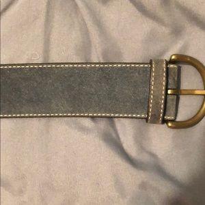 GUC coach belt